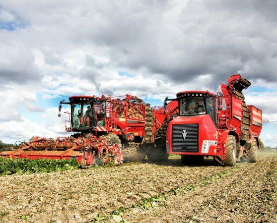 CAN in der Landwirtschaft