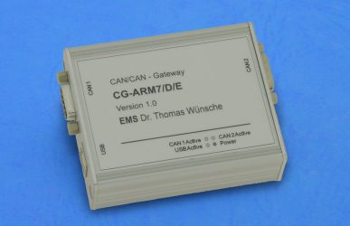 CAN/CAN-Gateway CG-ARM7/D/E