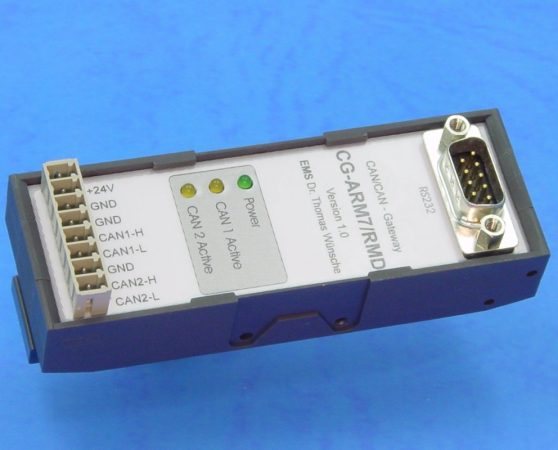 CAN/CAN-Gateway CG-ARM7