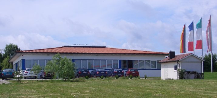 Image: EMS Dr. Thomas Wünsche Company Building