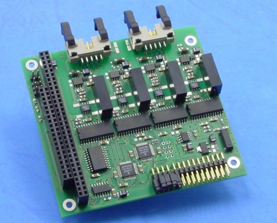 PC-104 CAN-Interface CPC-104M