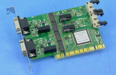 CAN Plug-In Board CPC-PCI