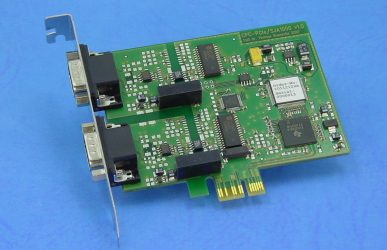 CAN Plug-In Board CPC-PCIe