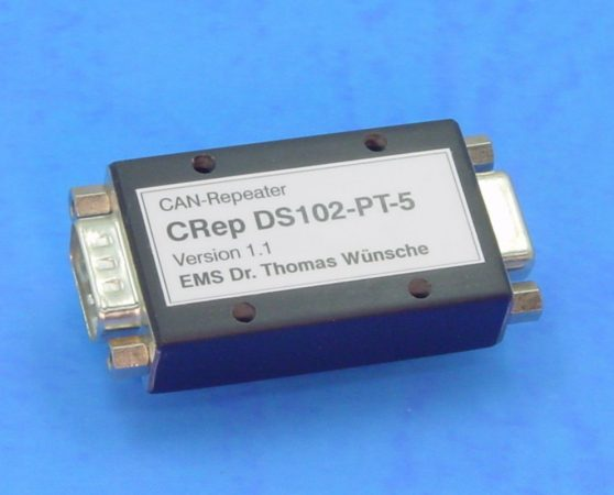 CAN-Repeater CRep DS 102