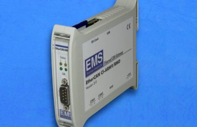 Ethernet/CAN-Interface EtherCAN CI-ARM9/RMD