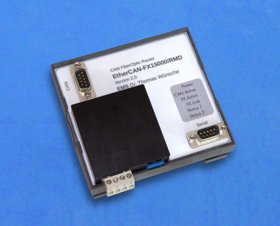 CAN-LWL-Router SBR FX
